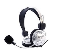 (Renewed) Panasonic On Ear Stereo Headphones RP-HF100M-A with Integrated Mic and Controller, Travel-Fold Design, Matte Finish, Blue